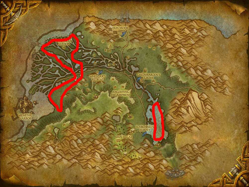 Light Hide Where To Farm In Wow
