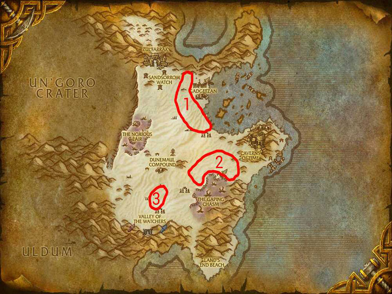 Thick Leather Where To Farm In Wow