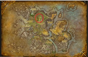 Map of Where to farm Stormscale in Stormheim